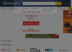 hellocoupons.in