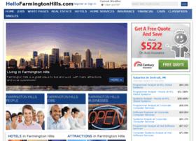 hellofarmingtonhills.com
