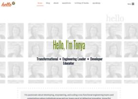 hellofromtonya.com