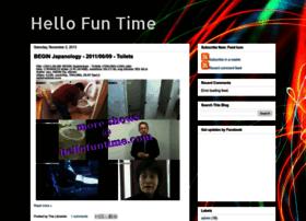hellofuntime.blogspot.com