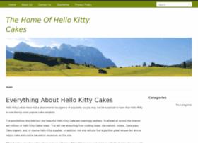 hellokittycakes.net