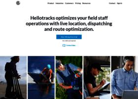 hellotracks.com