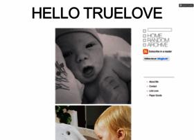 hellotruelove.tumblr.com