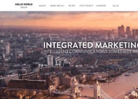 Helloworldlondon.co.uk