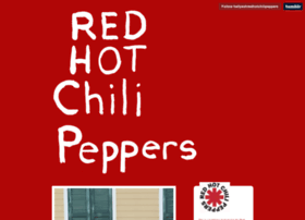 hellyeahredhotchilipeppers.tumblr.com