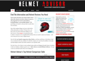 helmetadvisor.com