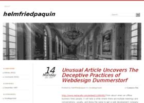 helmfriedpaquin.wordpress.com