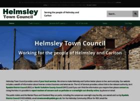 helmsleytowncouncil.co.uk