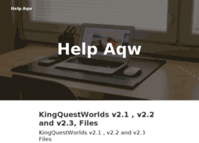 help-aqw.stercore.com