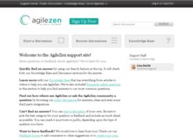 help.agilezen.com