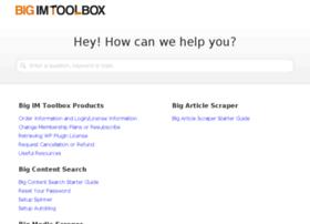 help.bigimtoolbox.com