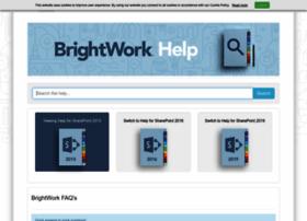 help.brightwork.com