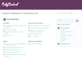 help.cakecentral.com