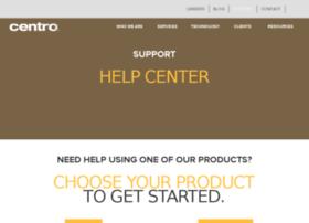 help.centro.net