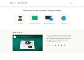 help.ck12.org