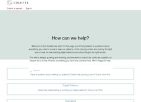 help.colettepatterns.com
