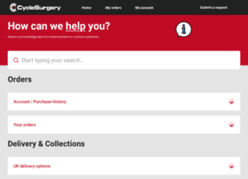 help.cyclesurgery.com