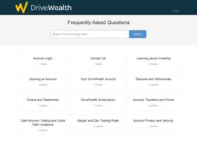 help.drivewealth.com