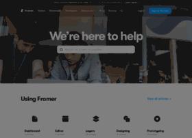 help.framer.com