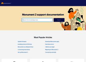 help.getmonument.com