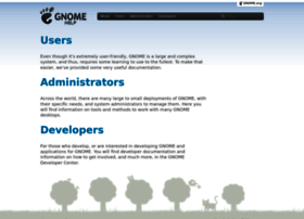 help.gnome.org