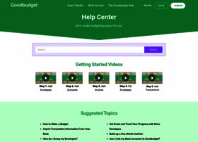help.goodbudget.com