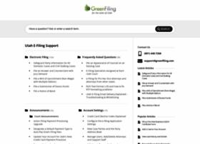 help.greenfiling.com