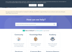 help.hubspot.com