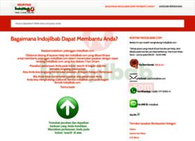 help.indojilbab.com