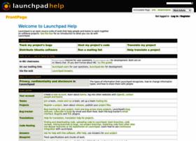 help.launchpad.net