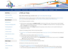 help.linkcat.info