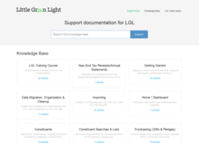 help.littlegreenlight.com