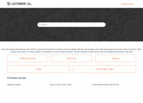 help.lootcrate.com