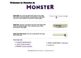 help.monster.lu