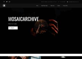 help.mosaicarchive.com