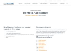 help.newsignature.com