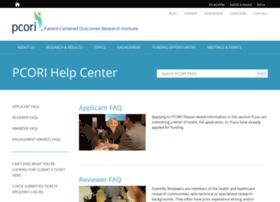 help.pcori.org
