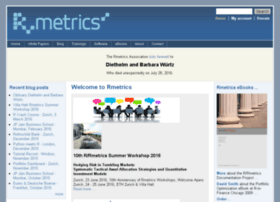 help.rmetrics.org