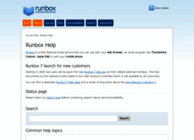 help.runbox.com