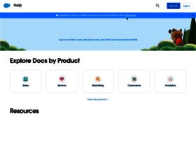 help.salesforce.com
