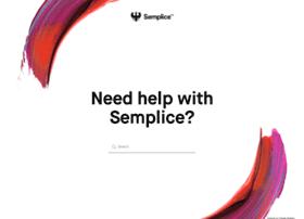 help.semplicelabs.com