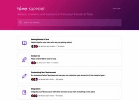 help.tave.com