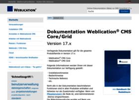 help.weblication.de