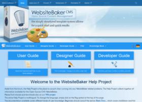 help.websitebaker.org