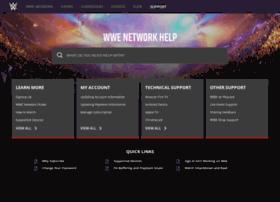 help.wwe.com