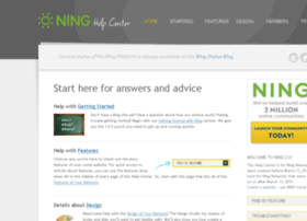 help2.ning.com