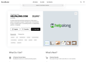 helpalong.com