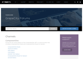helpcentral.componentone.com