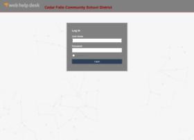helpdesk.cfschools.org