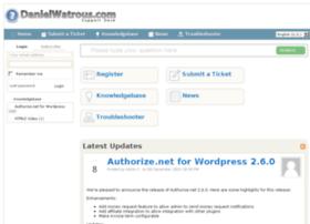 helpdesk.danielwatrous.com